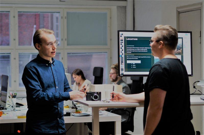Markkinointiyhtiö Kauas Creative jakaa Valjaan filosofian: uusin teknologia heti asiakkaille hyötykäyttöön